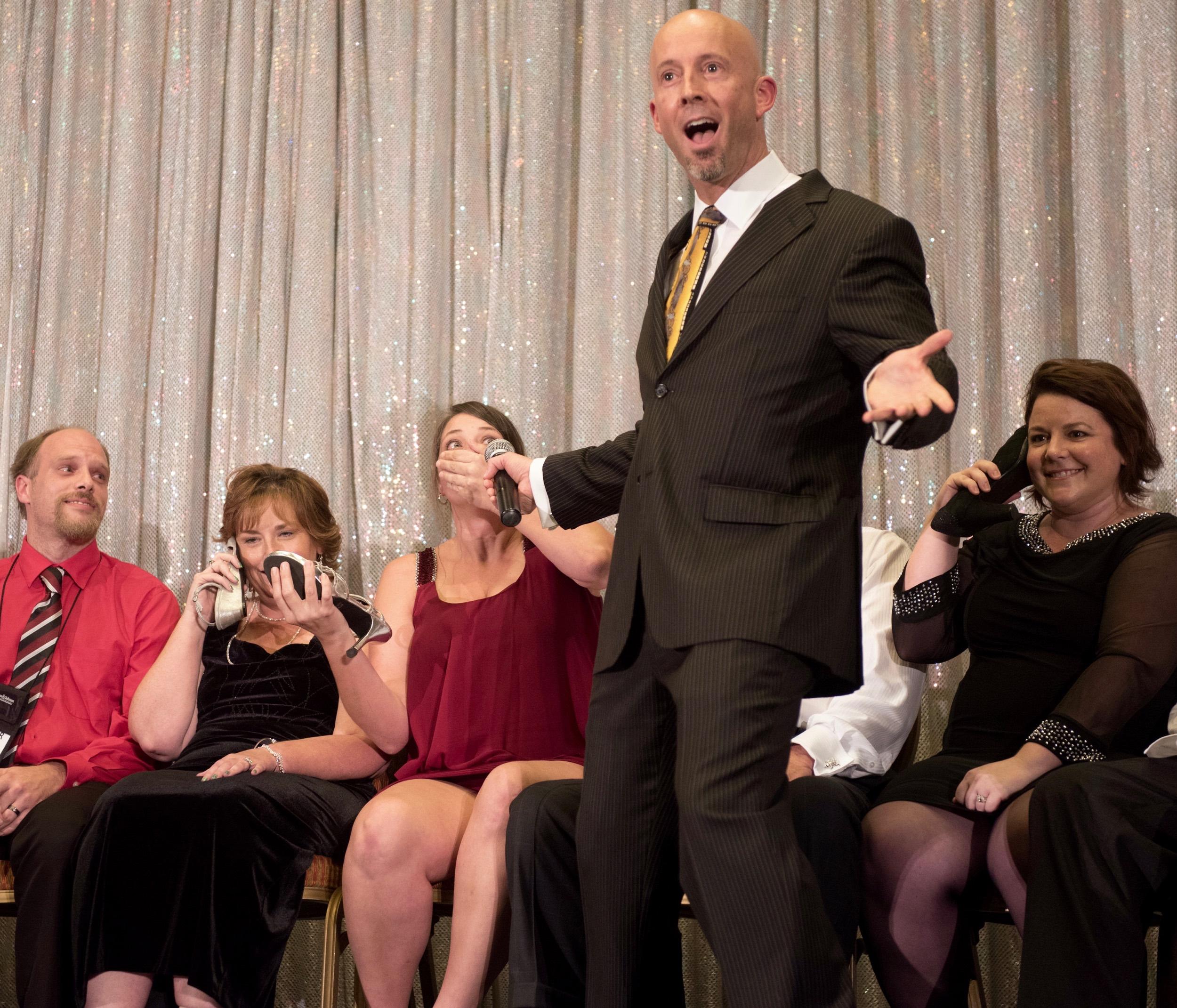 Corporate Hypnotist Show