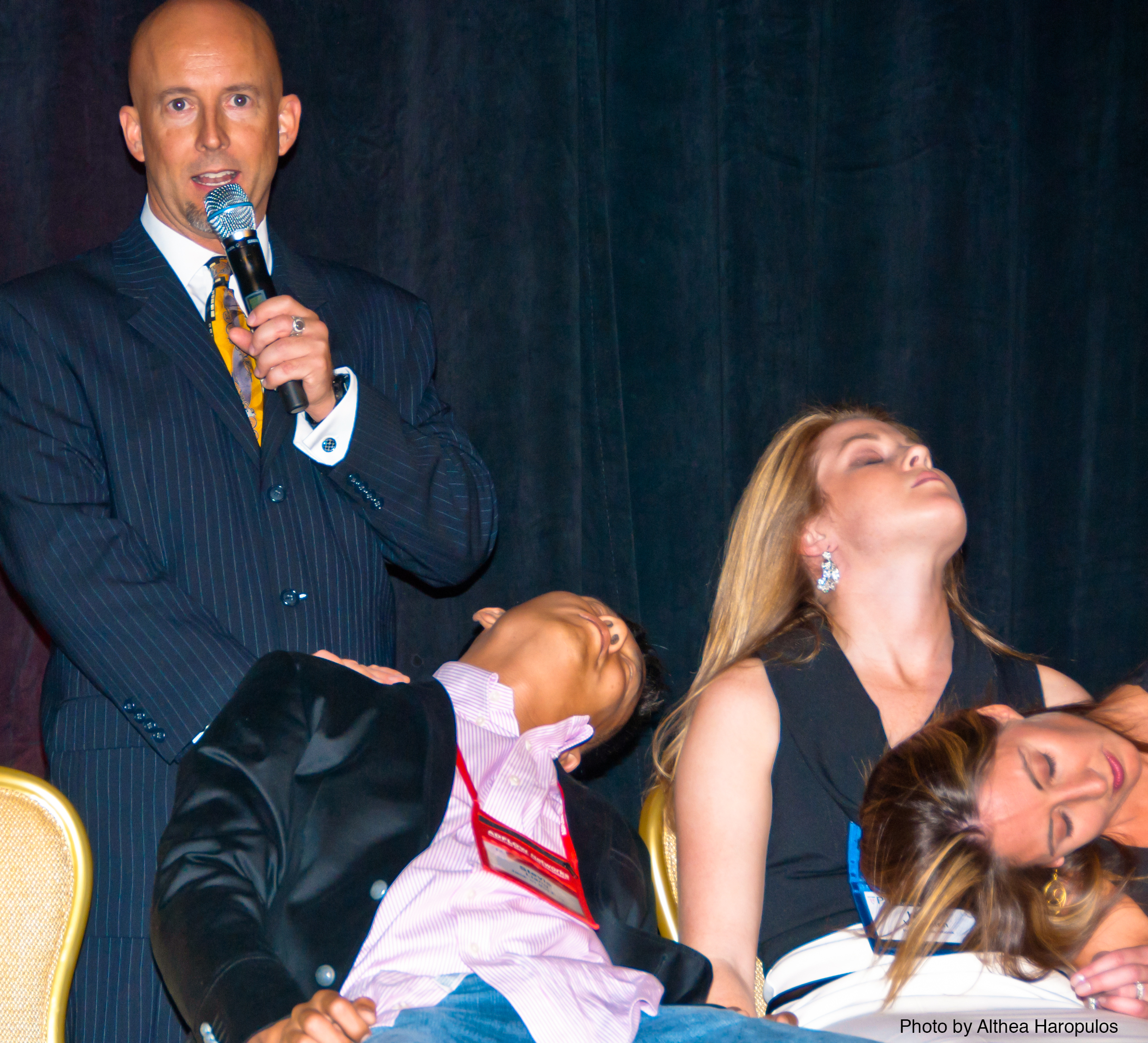 Corporate Entertainment Hypnotist