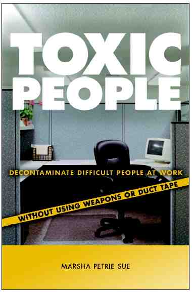 Toxic People book cover