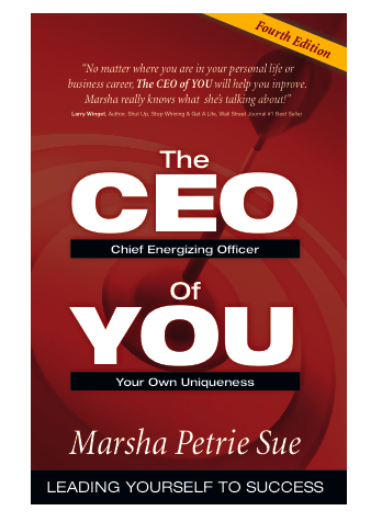 The CEO of YOU Book Cover