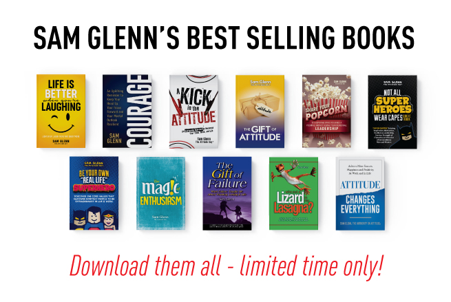 Just a few books by Sam Glenn