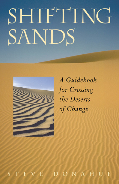 Shifting Sands - book cover