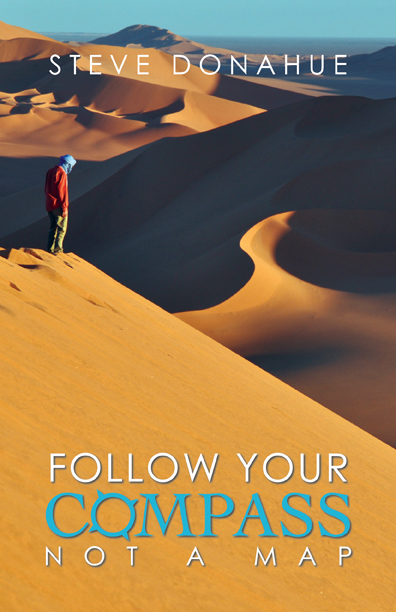 Follow Your Compass - book cover