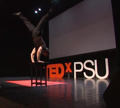 Dan Thurmon TED Presentation