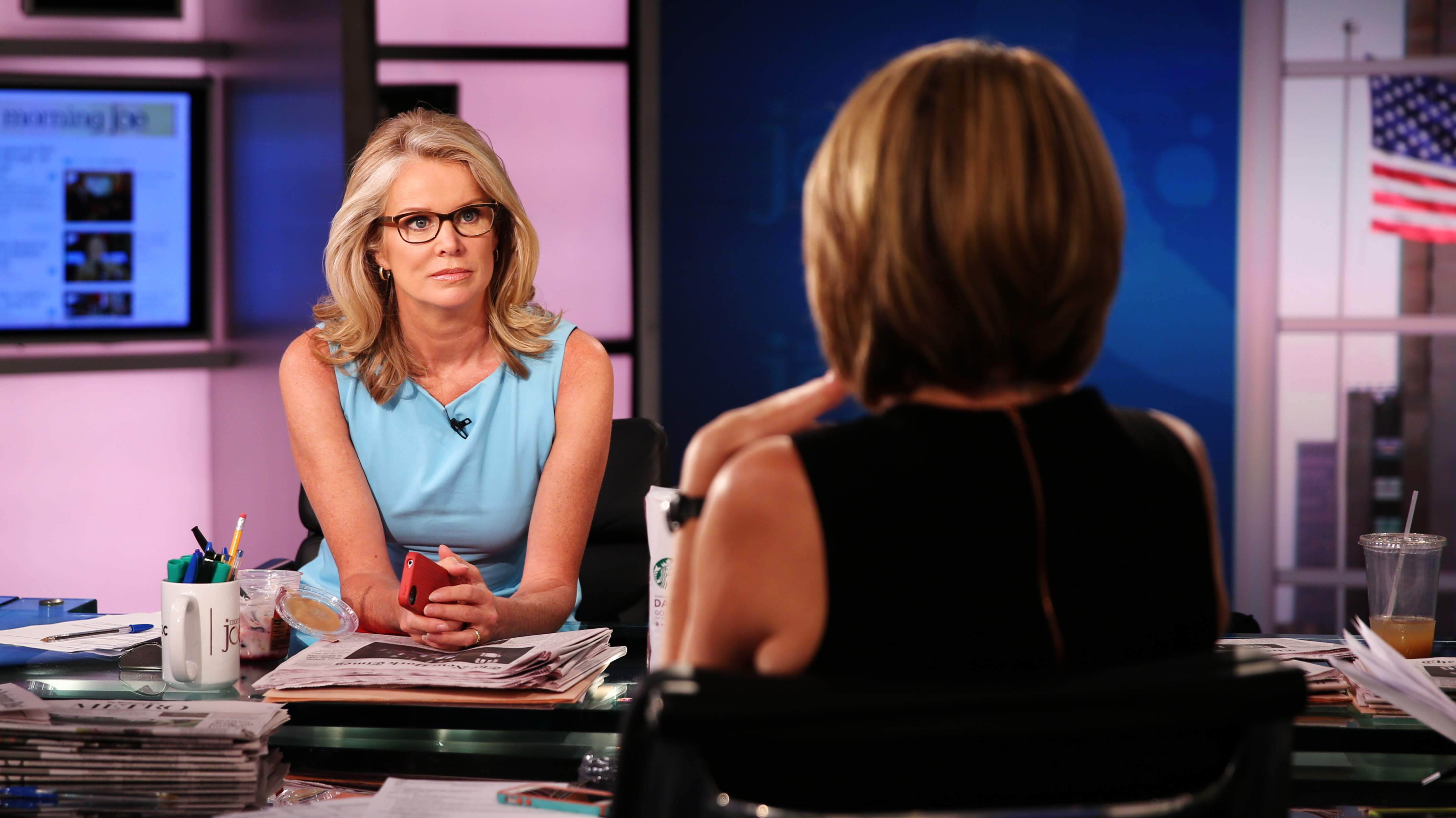 Katty Kay on Morning Joe