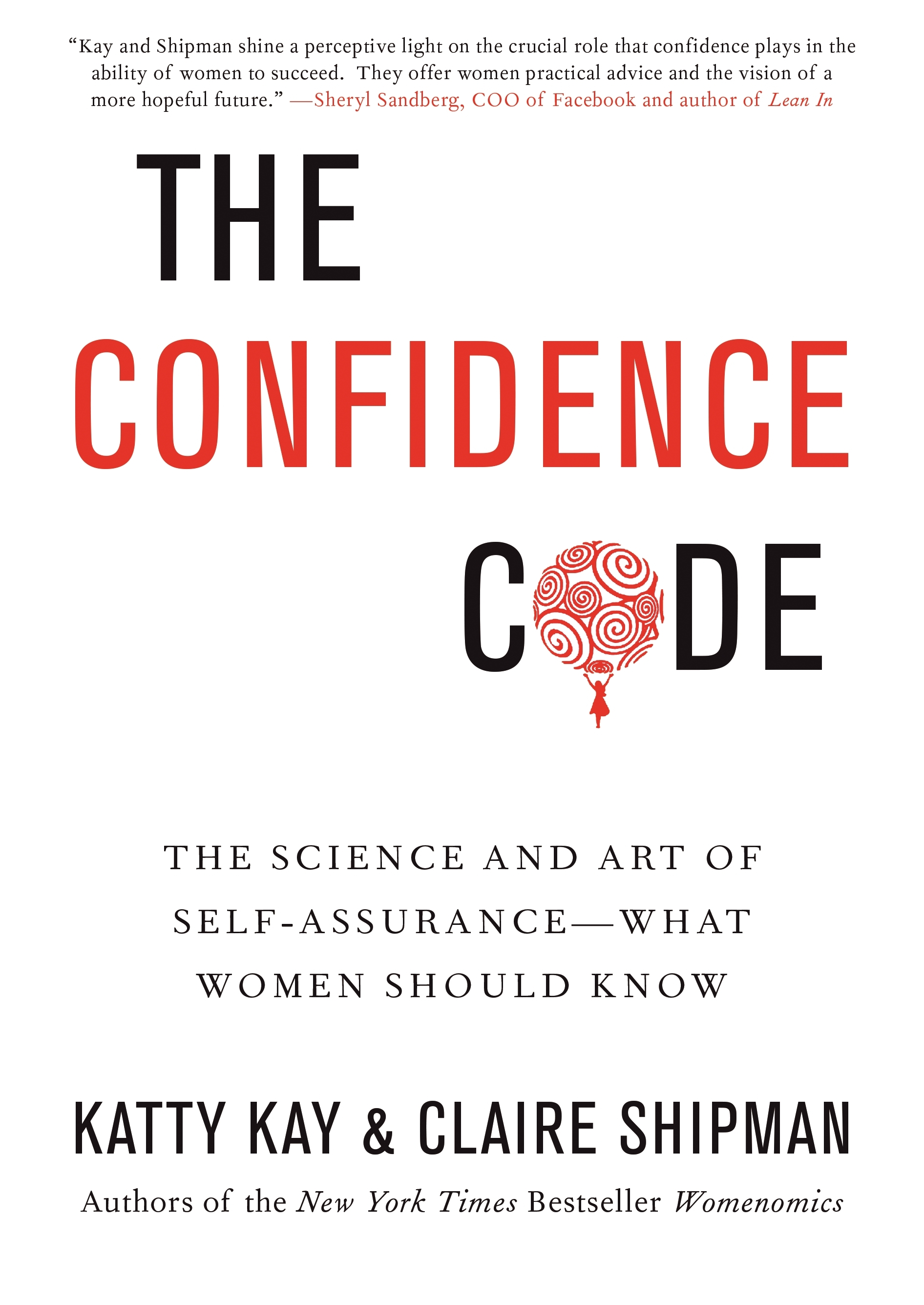 Confidence Code book cover