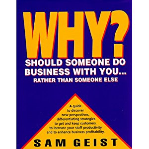 Why Should Someone Do Business With You
