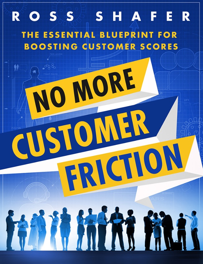 No More Customer Friction cover
