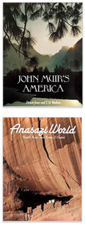 John Muir Anazazi Covers