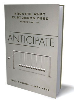 Anticipate: Knowing What Customers Need Before They Do!