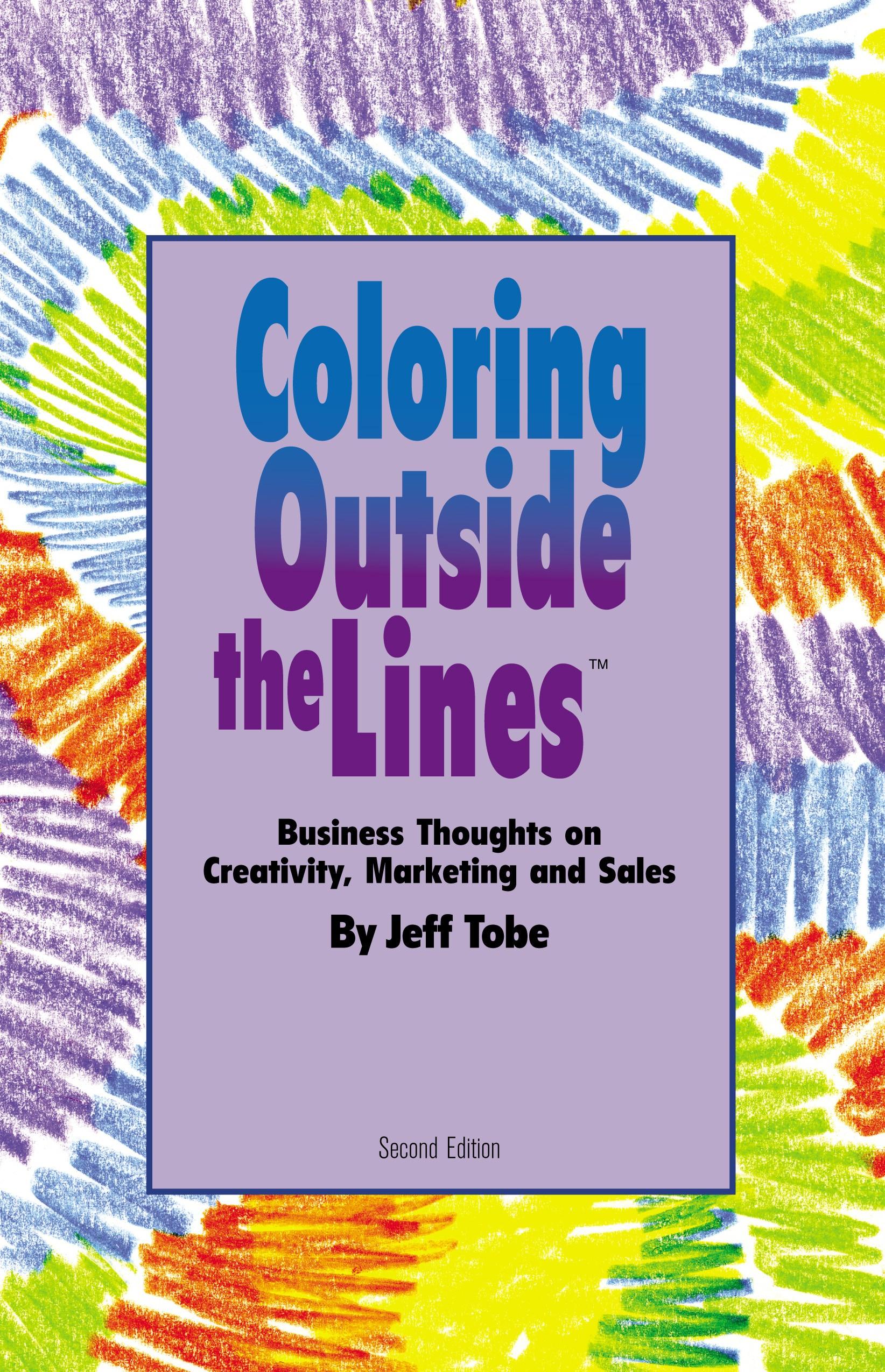 Jeff Tobe's hugely popular book!