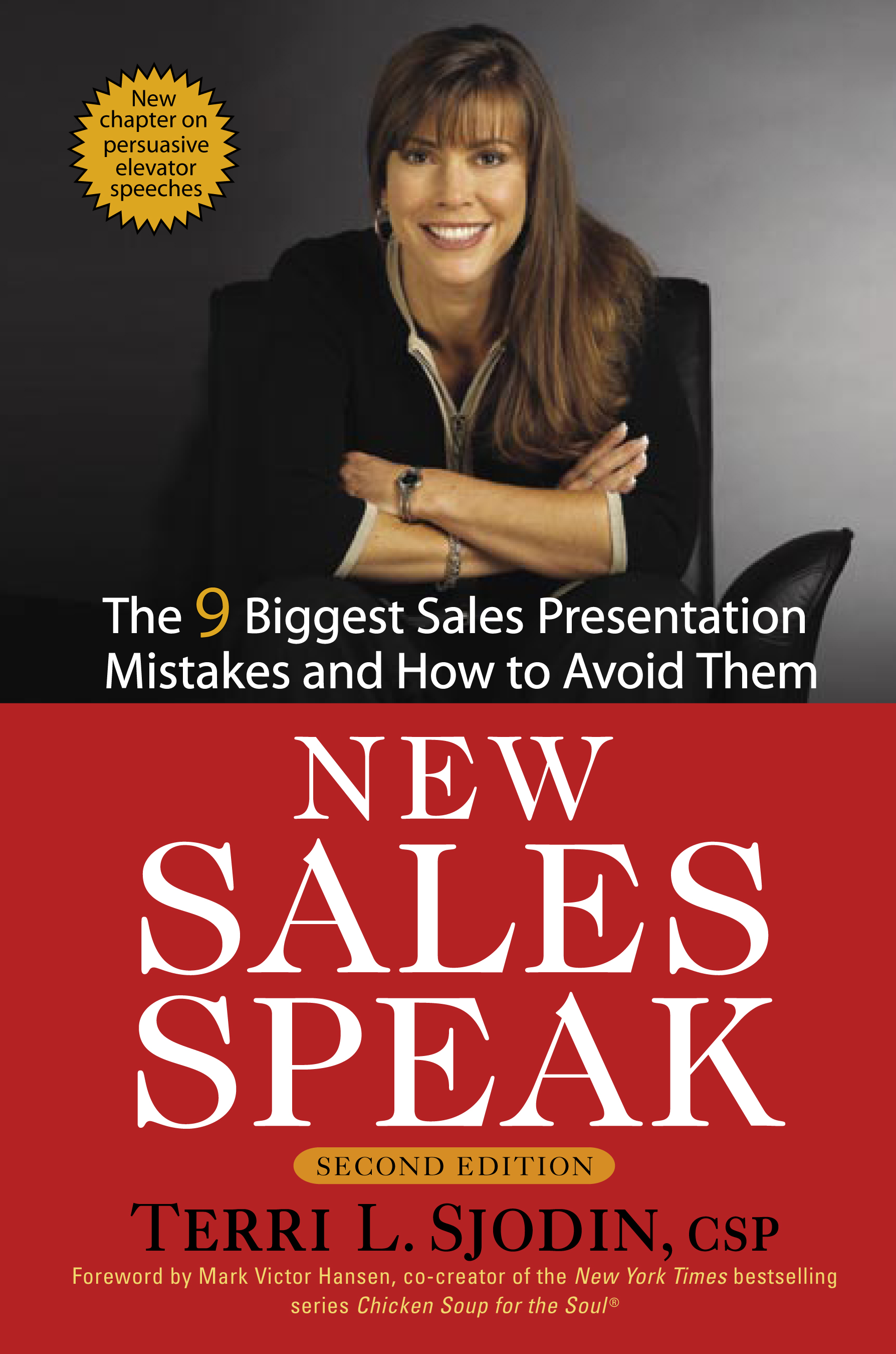 New Sales Speak - Second Edition Book Cover