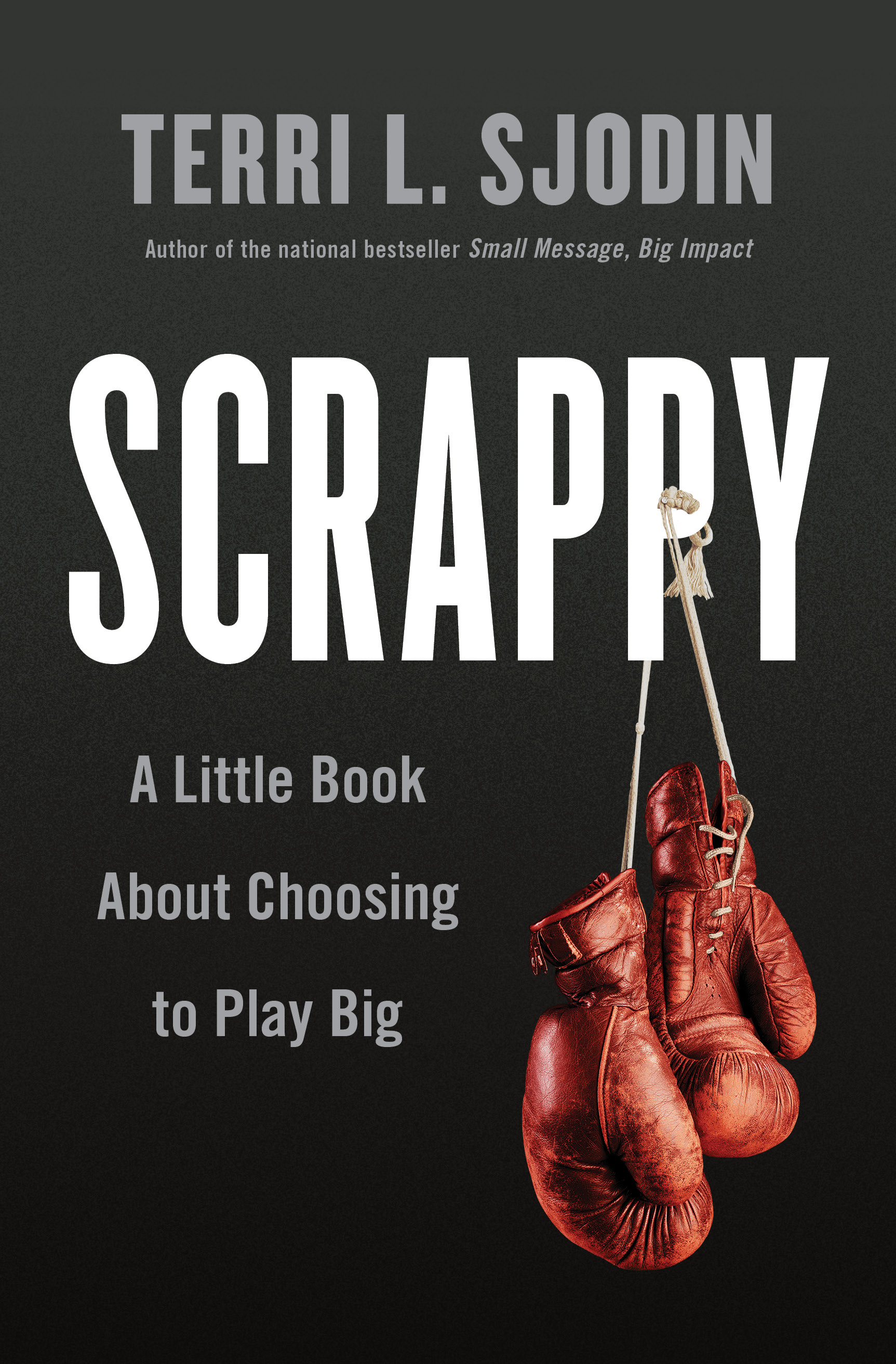 Scrappy - Penguin Random House Portfolio Book Cover