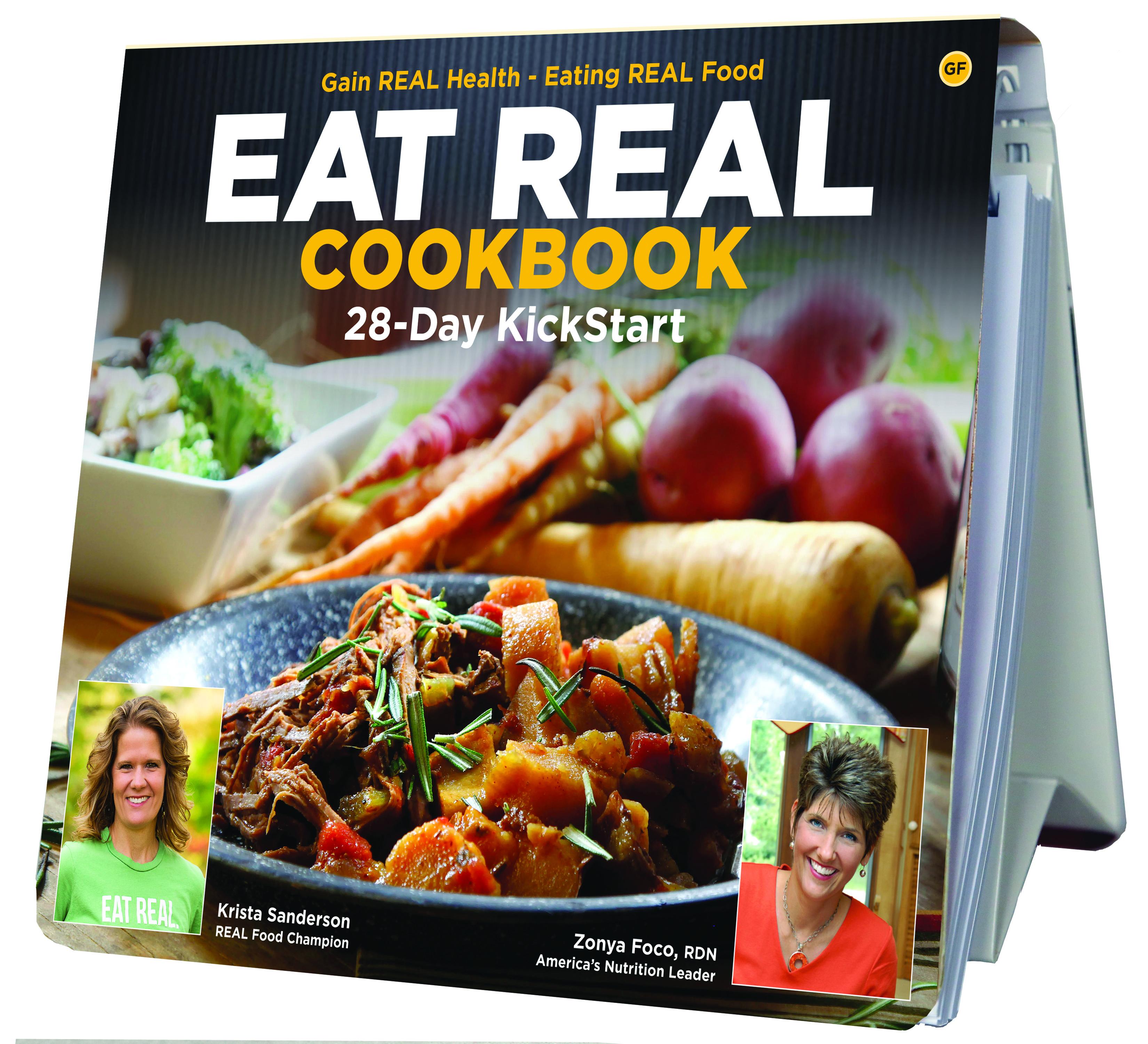 Eat REAL Cookbook