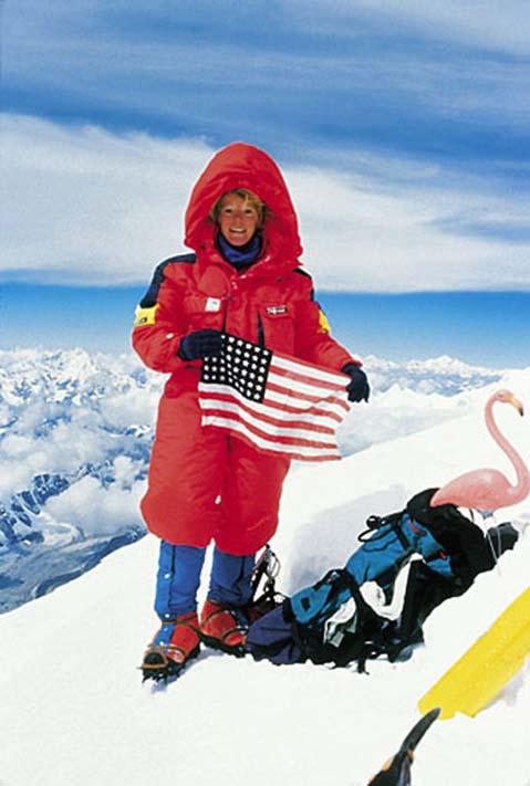 Summit of Mt. Everest