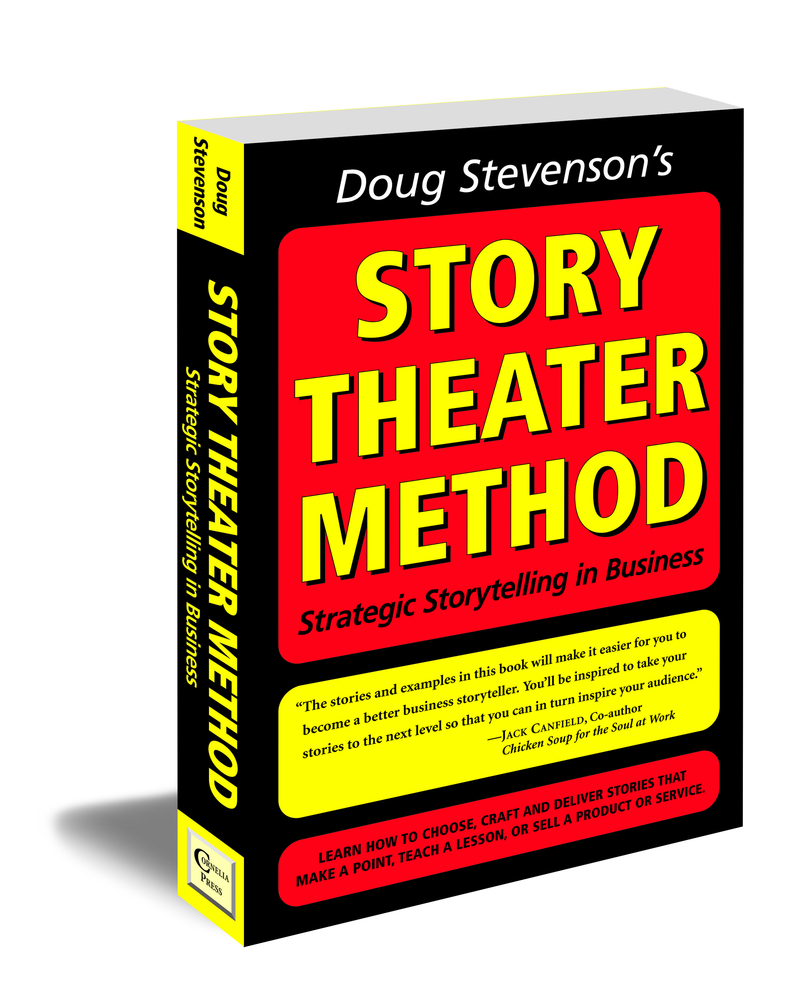 The Story Theater Method book cover