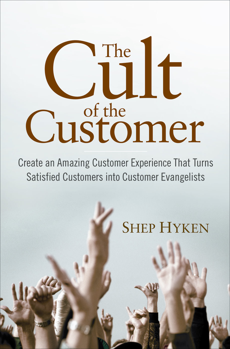 The Cult of the Customer Book