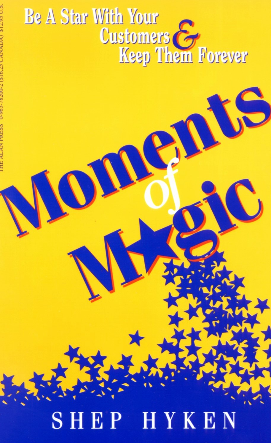 Moments of Magic - Book