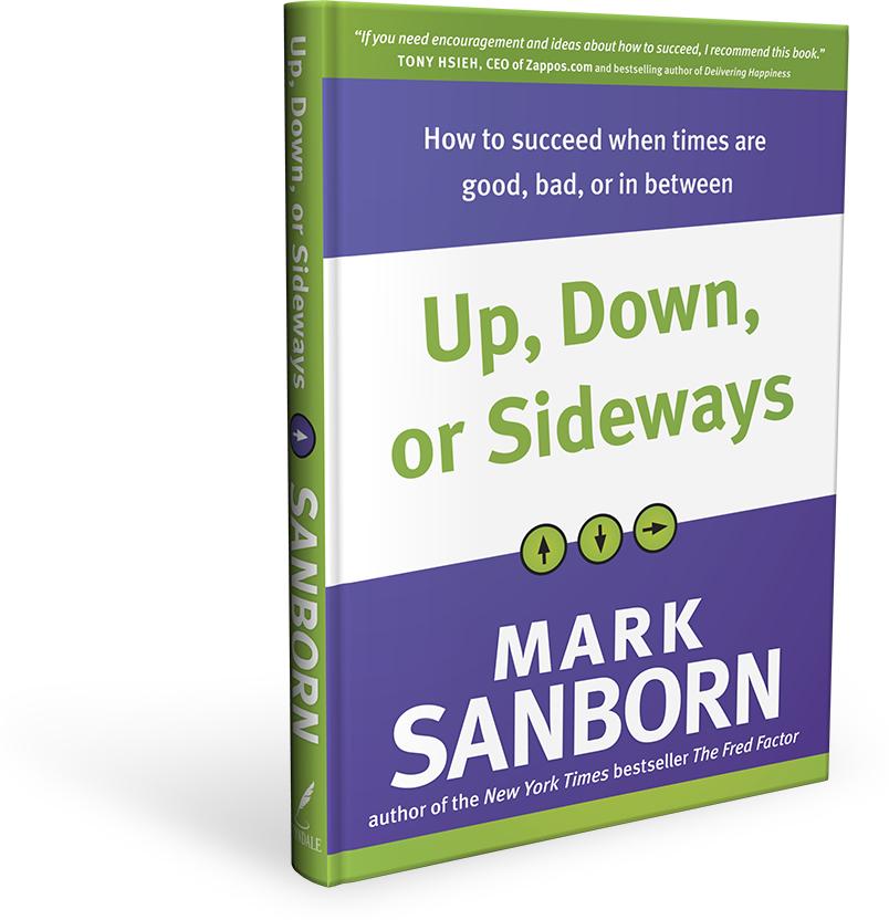 Up, Down or Sideways