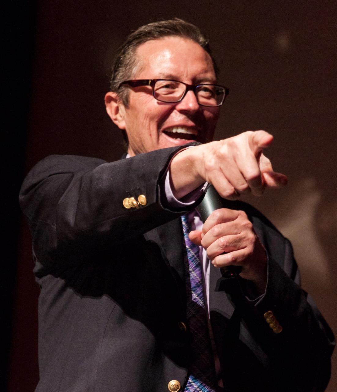 Nick Arnette Speaking Photo