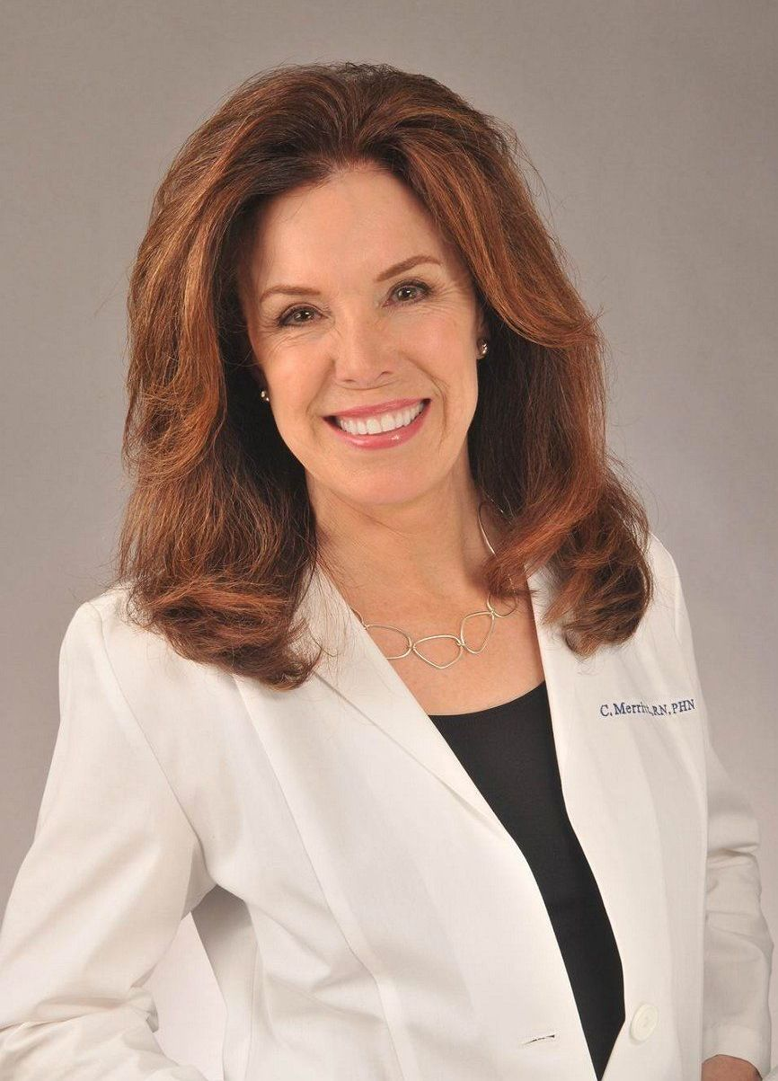 Connie Merritt Headshot for Healthcare 1