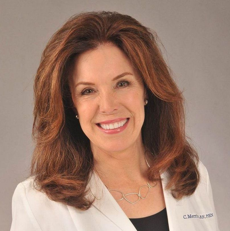 Connie Merritt Headshot for Healthcare 2