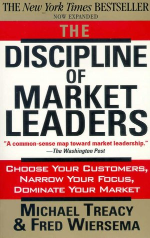 The Discipline of Market Leaders book cover