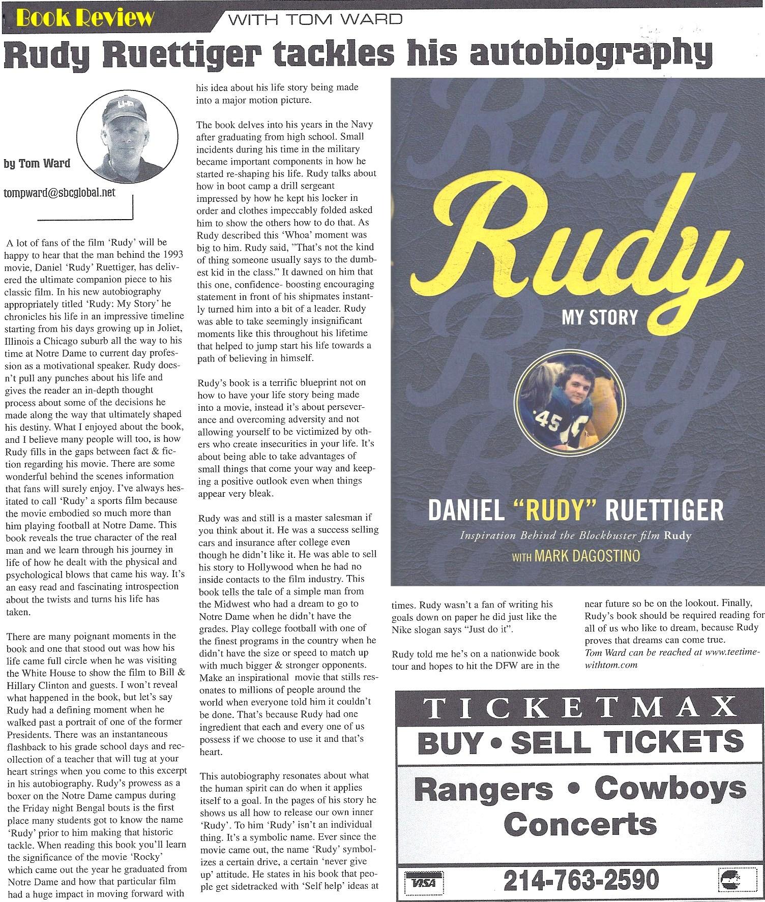 RudyBook Review